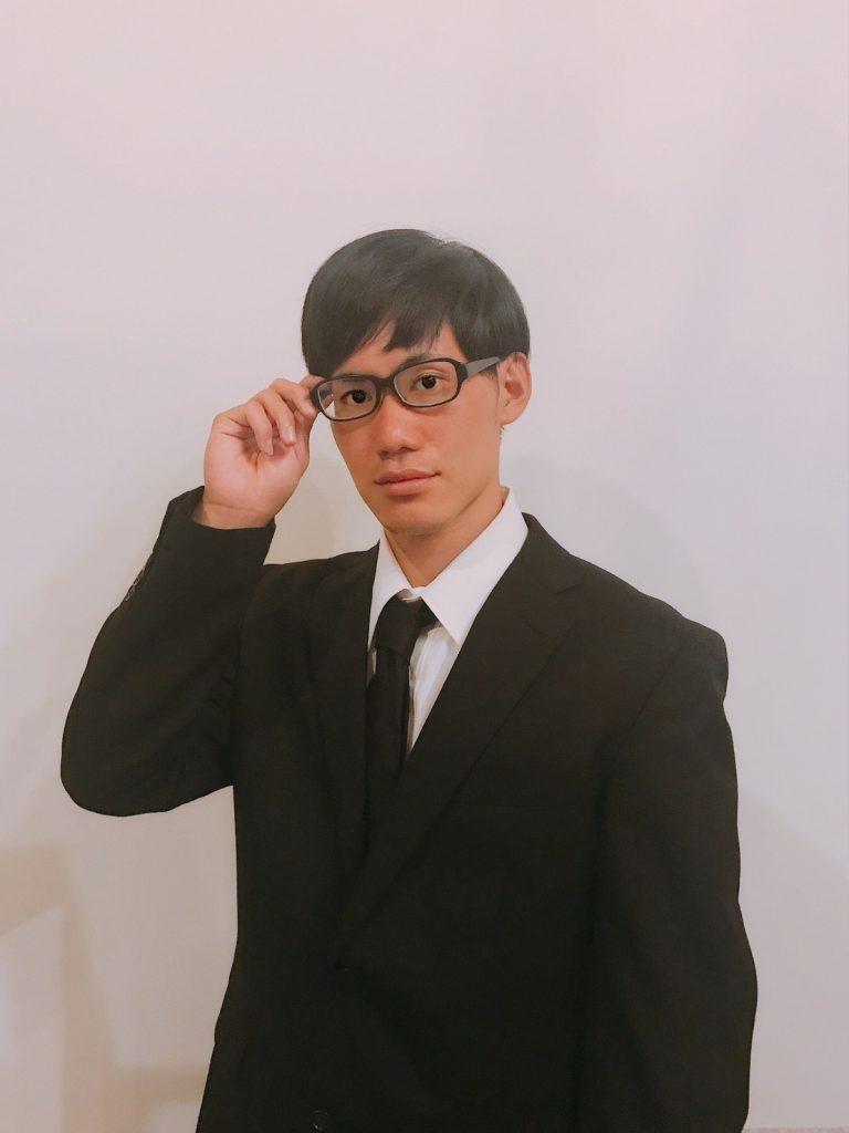 安仁屋舜 劇団リバースザ・ワールド
